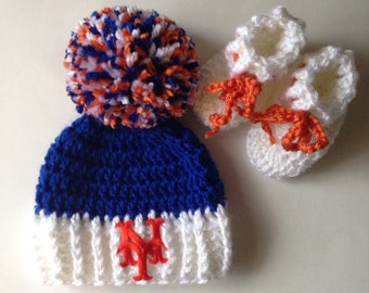 New york mets hat with socks ny mets cap