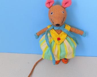 Barbara Samsoni Original Mouse Doll