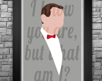 Pee Wee Herman MINIMALISM limited edition art print. Available in 3 sizes!