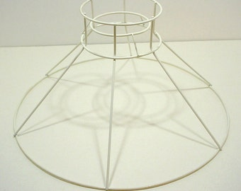 Vintage Wire Lamp Shade Frame, Never Used