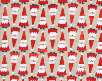 Santa Parade - Garland - Collaborative (Melody Miller) - Cotton + Steel - 1 Yard