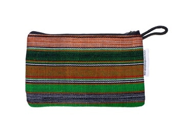 Kente Pouch - Made in Ghana, West Africa - Support the Deaf