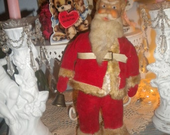 Vintage Santa, Santa Collector, Christmas Decor
