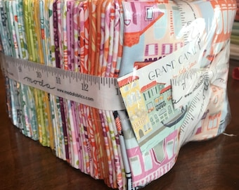 Grand Canal Fat Quarter Bundle by Kate Spain - Moda Sample Spree