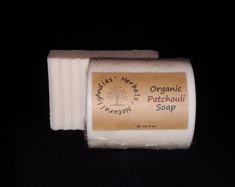 Organic Patchouli Soap//Patchouli Soap