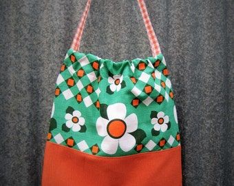 Cute Orange Shopper