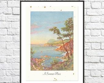 Buy 1 Print for Free, Instant Download, Vintage Print, Art