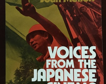 Book, Voices from the Japanese Cinema