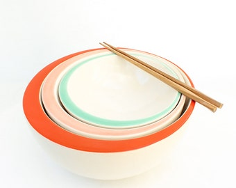 Eclipse Noodle Bowl Set