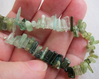"8x2mm to 12x4mm Natural Multi-Gemstone Sticks, Top-Drilled - 1/2 & Full (6"") Strands are Available from the 'Select an Option' menu"