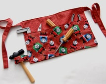 Fun 'Thomas the Tank Engine' Child's Tool Belt - Perfect Birthday Gift