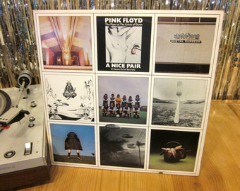 Pink Floyd - A Nice Pair - Piper At The Gates Of Dawn / Saucerful Of Secrets - 2xLP comp = First 2 Albums - Syd Barrett - Psychedelic