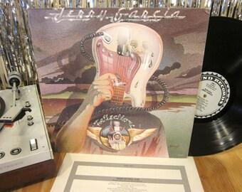 Jerry Garcia - Reflections - 1976 - Grateful Dead - w/ Insert - Country Rock - Deadhead