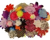 "200pcs. Mix Flower Petals-1""-7"" Petals-DIY Flowers, Hair Bows, Crafts, Decor, Parties, etc.!"