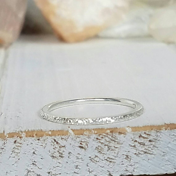 Add on Ring, Sterling Silver stacking ring, your choice Ring, 1mm wide, Hand made, stacking rings, Mother Ring, Silver Stackable Ring, shiny