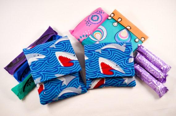 tampon holdercasepouch shark week