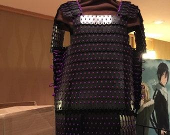 Lamellar Armor