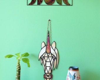 Geometric Unicorn Mirror