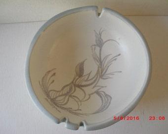 Ca Pottery Sascha Brastoff ashtray
