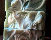 Twilight Woods Soap Cold Process Soap Vegan Palm Free Handmade Soap
