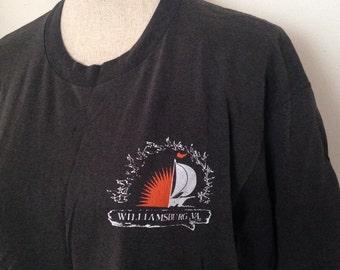 Vintage Williamsburg Virginia Tshirt