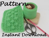 Dish Scrubby Pattern with Scrubber Bubble Stitch