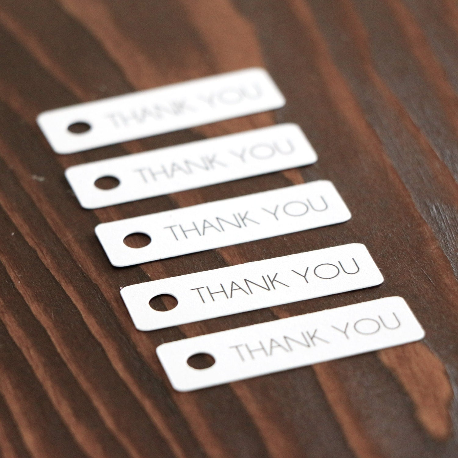 thank you t tags white hang tags wedding favor tags etsy