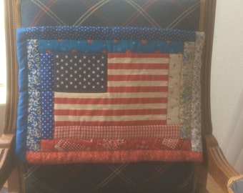 Patriotic Wall Hanging