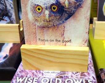 Wise Old Owls - Little Affirmations