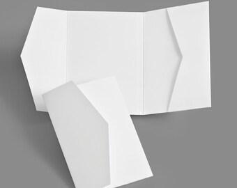 Rouge Pocket Fold - Signature 5x7 Landscape