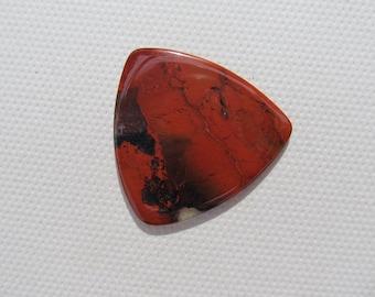 Brecciated Jasper - Gemstone Guitar Pick - Custom made