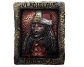 Vlad Dracvlea - Vlad the Impaler Portrait Soap, 9 oz. Bath Sabbath Exclusive