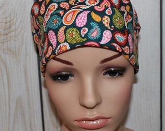 Birds of a Feather,Surgical Scrub Hat,Nurses Hat,Chemo Hat, Women's Surgical Scrub Hat,OR Nurses Hat, Vet, Biker