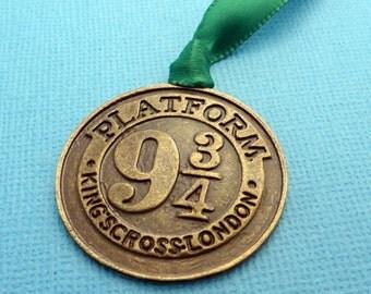 Harry Potter Inspired - Platform 9 3/4 Ornament