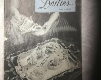 Vintage Doilies Book