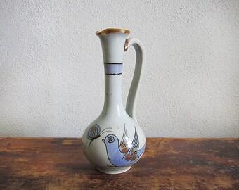 El Palomar Mexican Bird Bud Vase