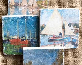Sailboat Decor- Sailor Gift, Sailor Decor, Sailing Decor, Sailing Gift, Sailboat Gift, Nautical Decor, Nautical Gift, Gift for Sailor