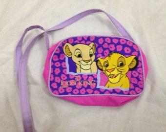 90s lion kind purse / pouch