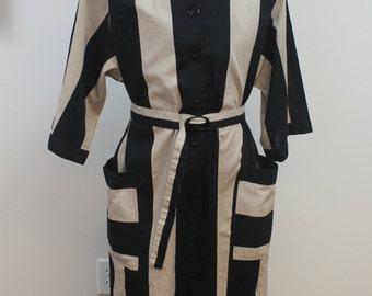 Vintage Kaisu Heikkilä Oy dress with belt