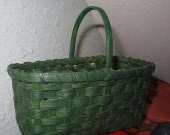 Tiny Cherokee Handmade Basket