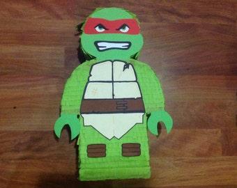 Lego Ninja Turtle Pinata