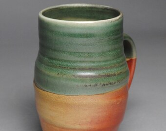 Clay Coffee Tea Mug Beer Stein Soda Fired  F19