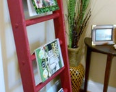 5' Rustic Ladder For Maureen Zampella in Off White