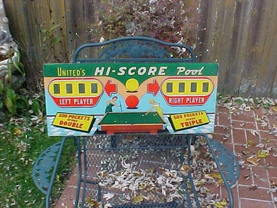 hi score pool