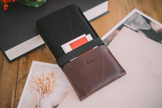"""Google Pixel Sleeve, Google Pixel Wallet, Google Pixel Pouch, leather, felt, """"Kangaroo"""""""