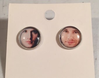 Jensen Split Personality Post Earrings