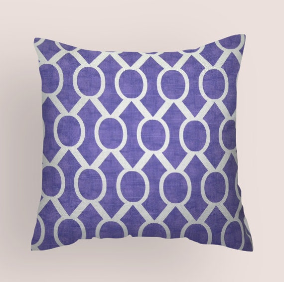 Purple And White Decorative Pillows : Pillows Purple Pillow Decorative Pillows Pillow Covers