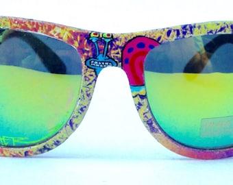 Gary Custom Painted Sunglasses