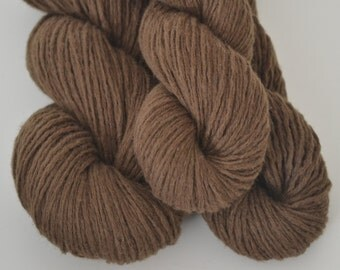 Wool Blend Worsted Weight Reclaimed Yarn