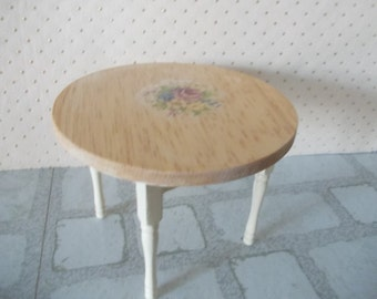 miniature dining table for dollhouse 1 12th scale dolls house table kitchen